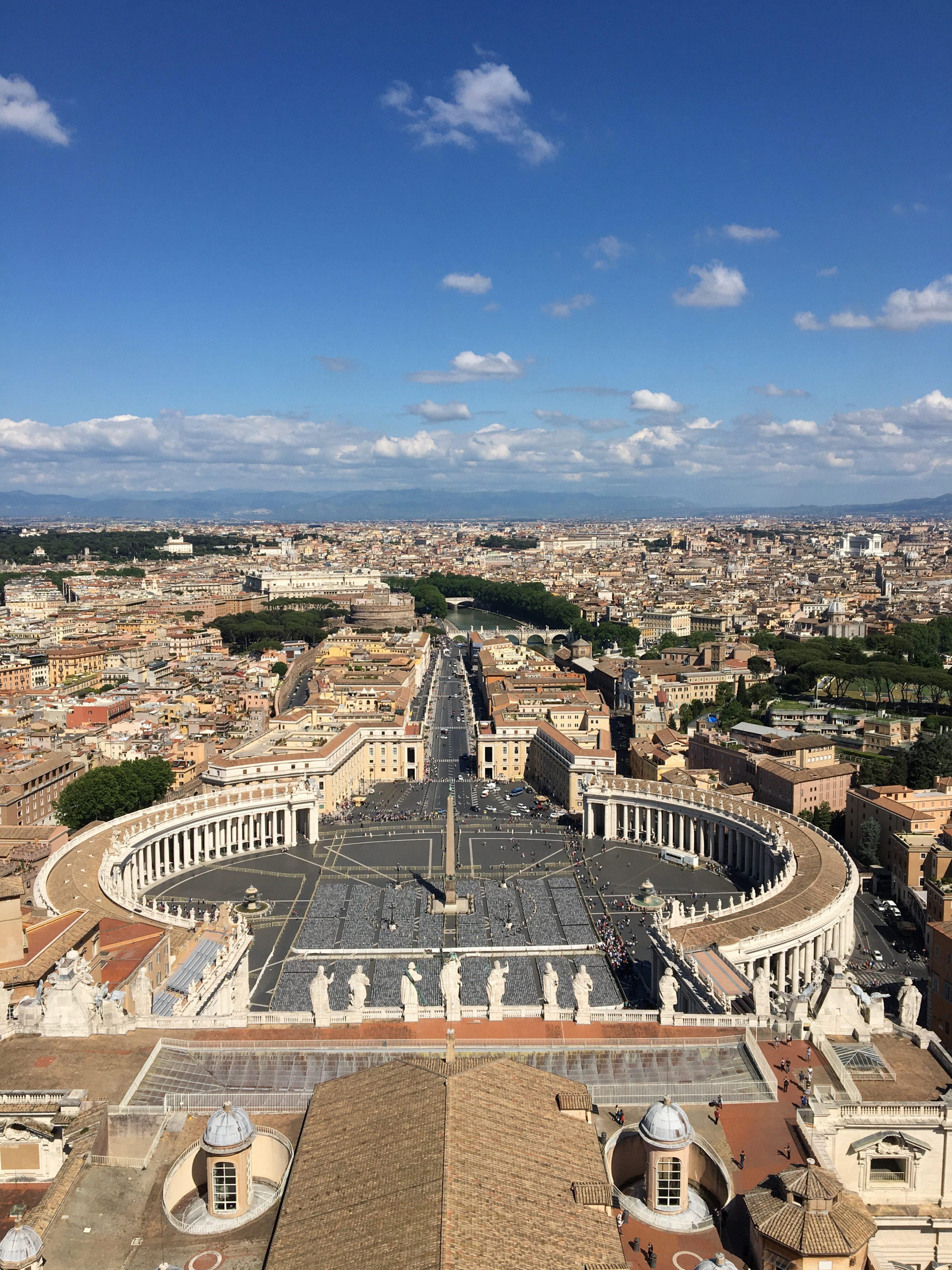 【法意】梵蒂冈之神圣  Holy Vatican