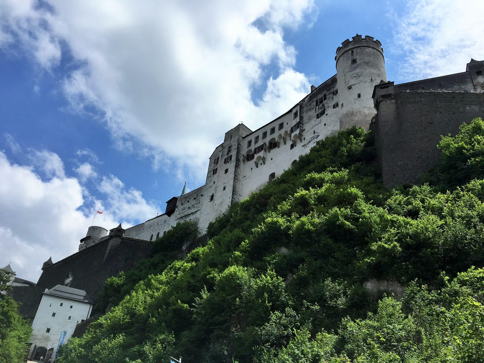 奧地利自由行 4天 行程表 Itinerary(Austria)