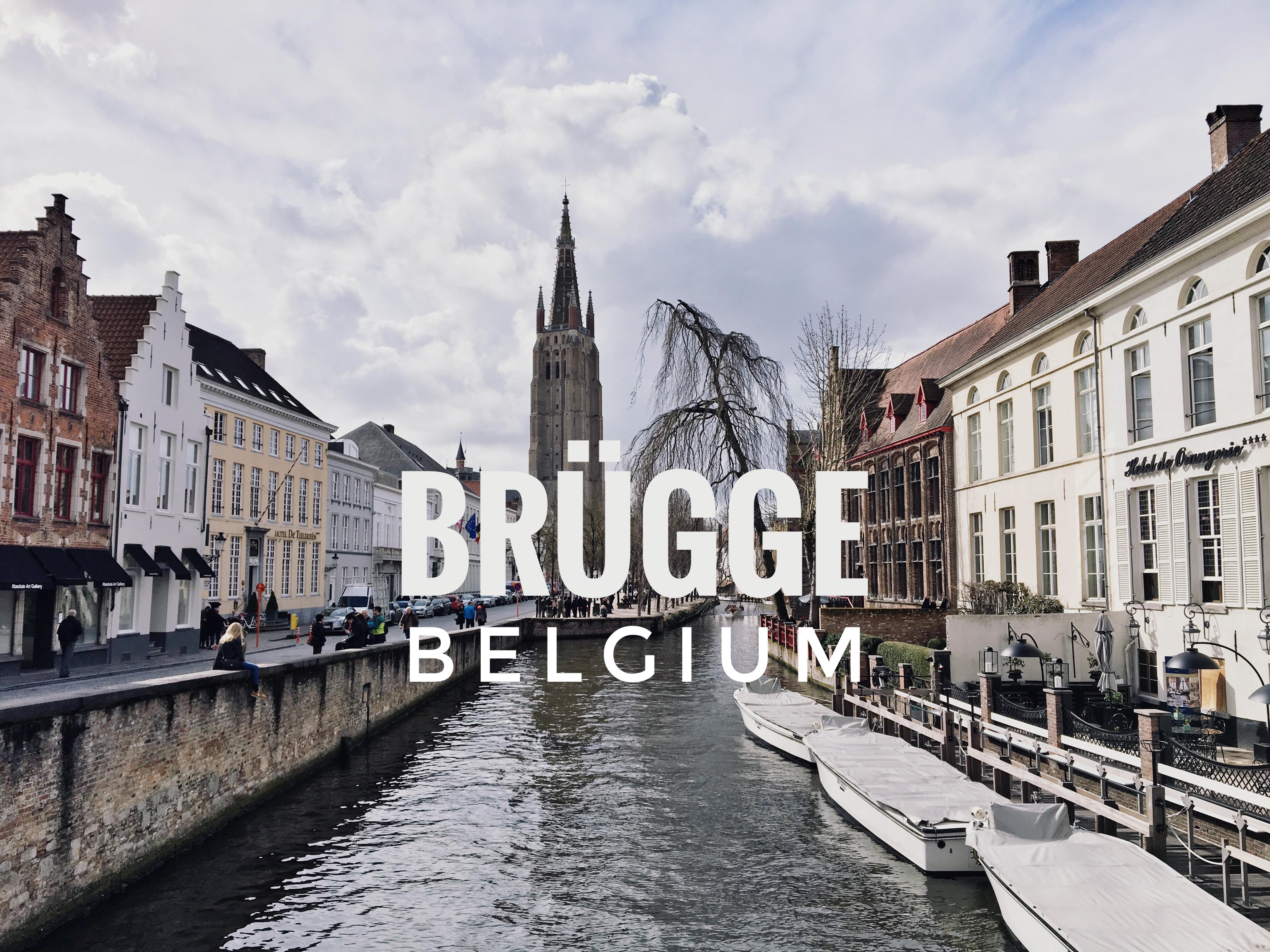 【布魯日】自駕須知 Road Trip in Bruges